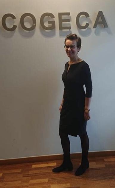 Agnieszka MALISZEWSKA w Brukseli na Prezydium COGECA