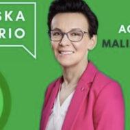Agnieszka Maliszewska gościem programu Polska na serio
