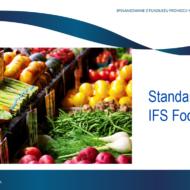 "Szkolenie online pt. ""IFS Food v.7"""