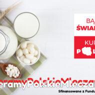 Polski nabiał staje się produktem markowym