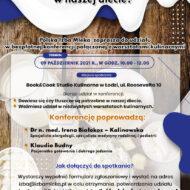 Zaproszenie do udziału w konferencji z cyklu FAKTY I MITY O MLEKU, sfinansowanej z Funduszu Promocji Mleka